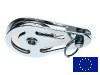 Drahtseilblock mit Holachsen und Sicherungsring
