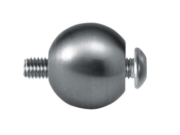 Kugel für Linsenkopfschraube