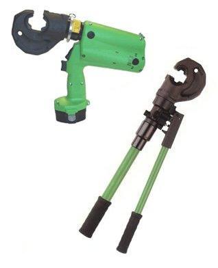 Hydraulische Presszange C130